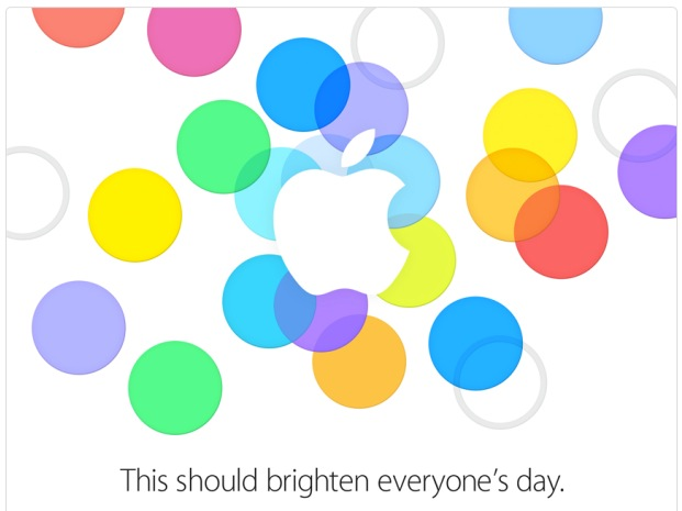 Apple Announces iPhone 5S and 5c